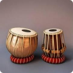 Very Well Maintained Tabla Available