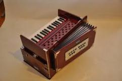 Less Used Harmonium In Working Condition