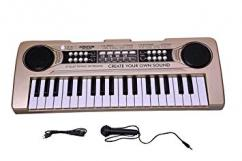 Very less used musical keyboard available