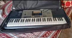 Casio paino keyboard