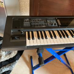 ROLAND GW 8 keyboard/ workstation