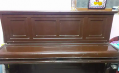Piano 180 years old