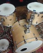 Branded Yamaha Drum With Kit