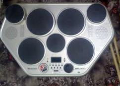 Electric Drum Pad Available