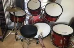 Drum In Less Used Condition