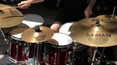 Drum Set With Fantastic Sound