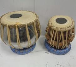 Used Tabla In Less Used Condition