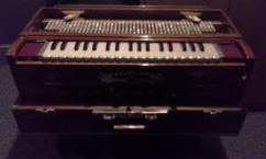 Rarely Used Harmonium In Good Condition Available