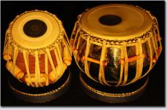 Tabla In Superb Maintenaned Condition