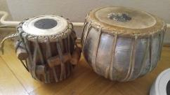 Less Used Tabla In Mind-blowing Condition