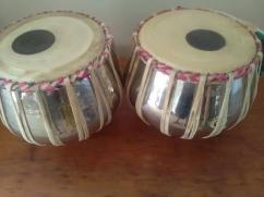 Rarely Used Tabla Available