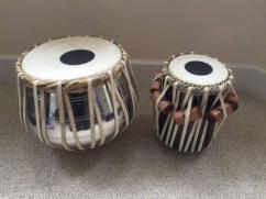 Great Maintained tabla