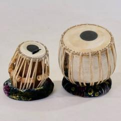 Very rarely used tabla