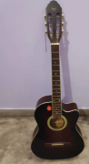 used kaps guitar for sale in Chiranjiv vihar ghaziabad