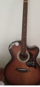 Used Challenger Guitar for sale in kanwar singh nagar delhi