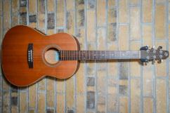 Folk Guitar In Rarely Used Condition Available