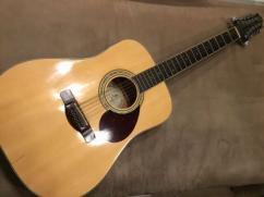 Guitar with super sound