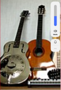 Musical instruments guitar