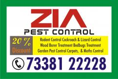 High-level Pest Control Services for Apartments Office and Residents 1344