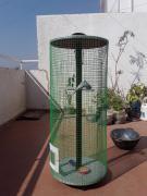 Custom made Bird Cage for Sale,  Fully organised B