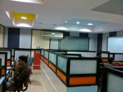 Commercial space for office on rent