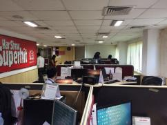 2500sqft office for rent at Prahaladnagar