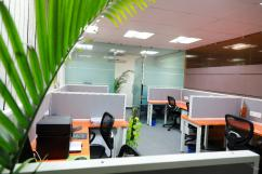1500sq.feet office space available for rent in Easy Office Co-Working & B-Suites