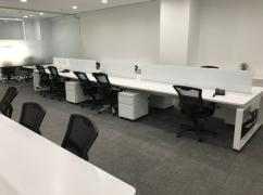 Ready to occupy-10 Seaters Business Center with conference, pantry & reception