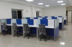 24/7 Office Space with fully  Furnished 10 Seaters Ready to occupy