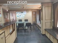 1000 sq.ft. Office Space on Rent in Borivali East