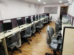2100 sq feet Fully Furnished office space for rental