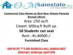 Furnished Class Room on Rent Near Ghanta Panwala