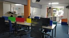 Coworking fully functional office spaces for rent at share office solutions