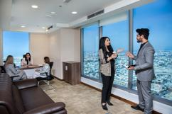 Virtual Office in Dubai at The Executive Lounge