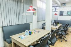 Shared Office Space for Startup in Delhi