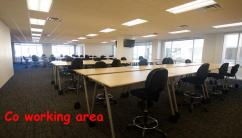 Share Office Solutions - Coworking fully functional office spaces for rent at Ba