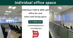 15 seaters in a commercial office building - Furn with all necessary Amenities