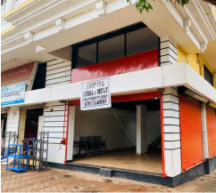 Shop for rent road facing on main road of mapusa
