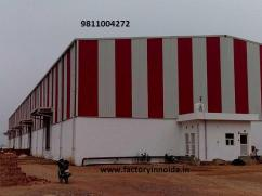 Factory Space for Rent in Noida Sector-83- 9811004272