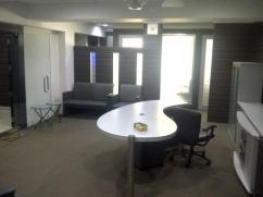4300 sq ft fully furnished office on rent