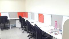 1250 sqft Fully Furnished office on rent
