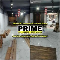 Commercial Ground Floor on Rent