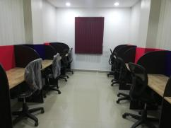 Grow space for co working office space
