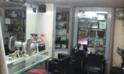 Want to give on going Beauty Parlour for Rent
