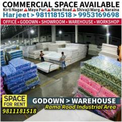Godown Warehouse for Rent