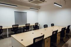 Spacious commercial office space for rent