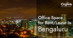 Office Spaces for Lease in Bengaluru PropertiesCityinfoServices