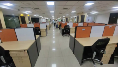 5500 sqft 70 seat furnished office for rent