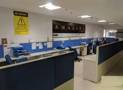 8500 SQFT 80 SEAT FURNISHED OFFICE FOR RENT