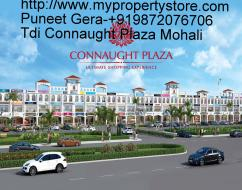 Tdi Connaught Plaza Mohali SCO For Sale 9872076706